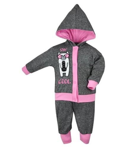 Sportinis kostiumėlis su kapišonu STAY COOL (PR)